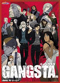 Poster GANGSTA.