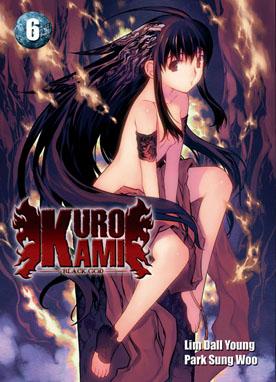 Kurokami - Black God Vol. 6
