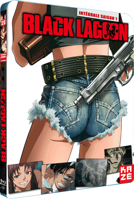 Black Lagoon • Blu-ray Saison 1