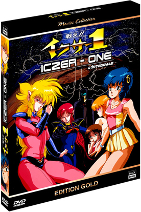 Iczer One • Édition Gold